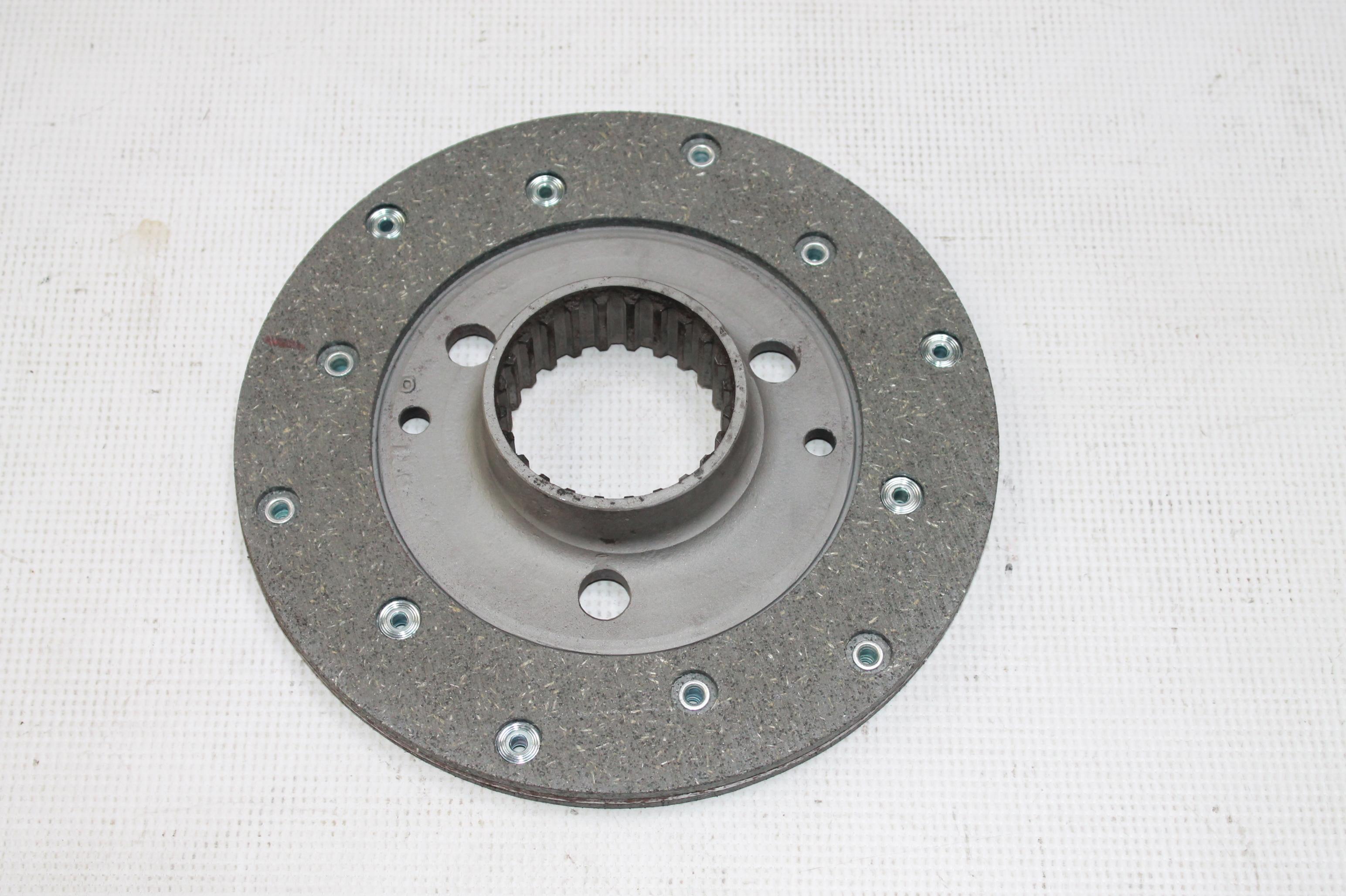 Brzdová lamela elektromotoru, 215x138x15 mm BM-11