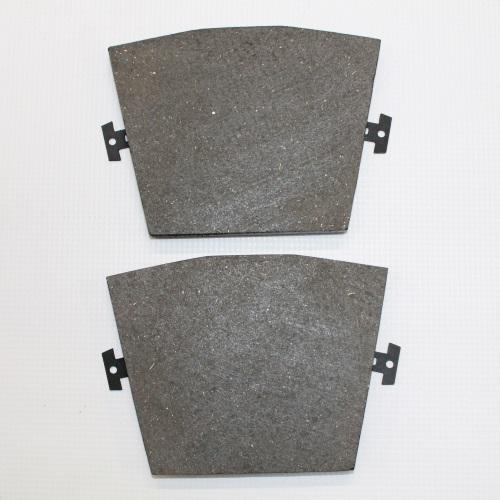 Twiflex organické brzdové destičky OE 708139-Z  Rozměry : 144x110x13 mm