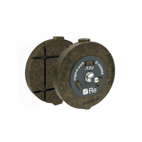 RE COMBIFLEX brzdová destička R15