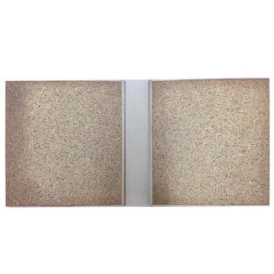 SIME  2-3-4 CA & TA - organická brzdová destička